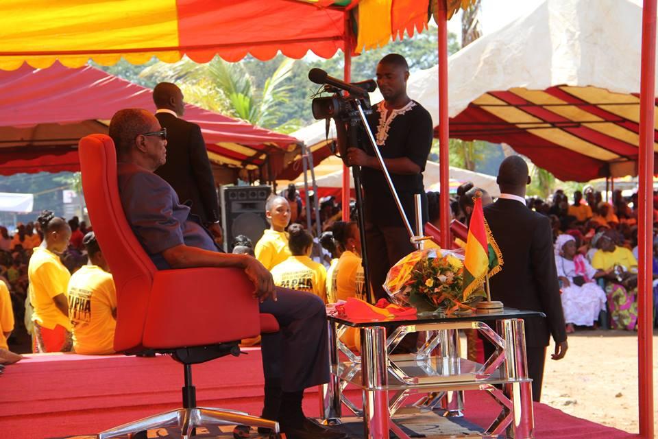 Affaire 3e mandat: nouvelle déclaration de l'Union des Forces Démocratiques de Mamadou Bah Baadiko