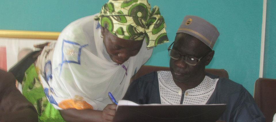 L'Etat donne 20 millions de francs guinéens, par personne, aux déguerpis de Dar Es Salam