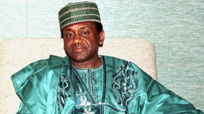 Des centaines de millions de dollars volés par l'ancien président Sani Abacha seront partagés entre le Nigéria et les Usa