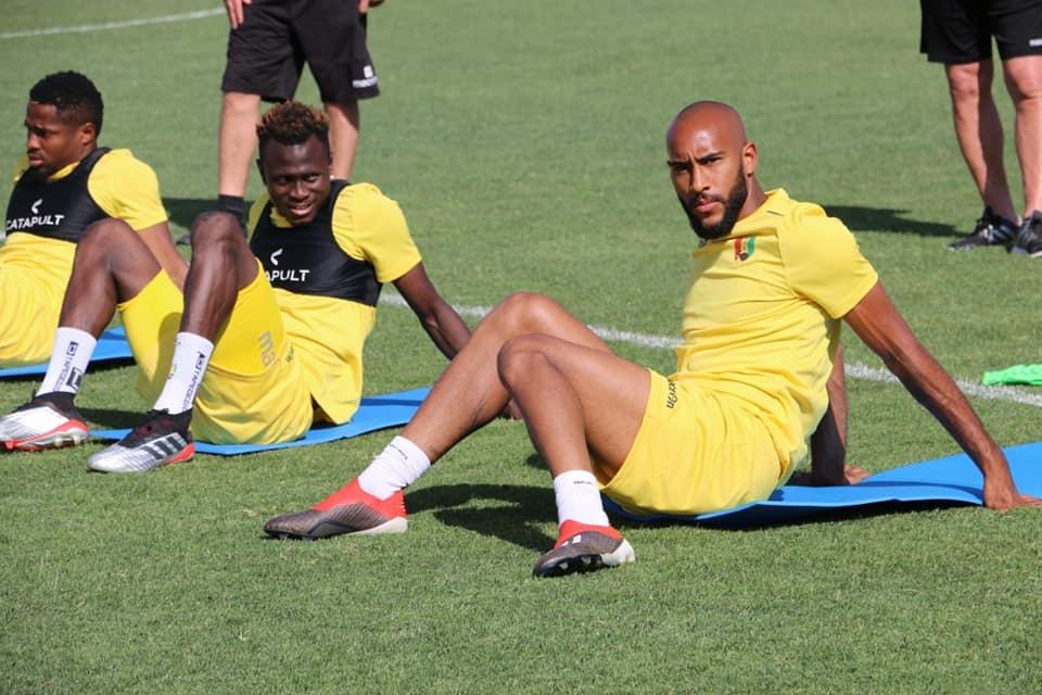 CAN 2019: les joueurs du Syli National sont il en grève au Maroc ? La réponse du coach Paul Put ( vidéo )