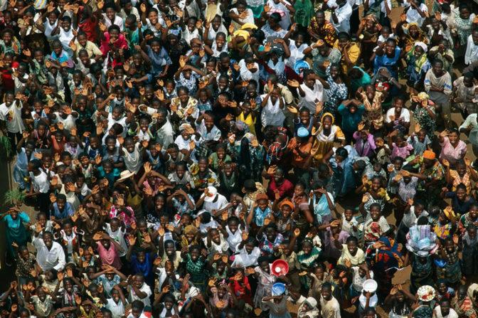 Rapport de l'ONU La population mondiale devrait atteindre 9,7 milliards de personnes en 2050