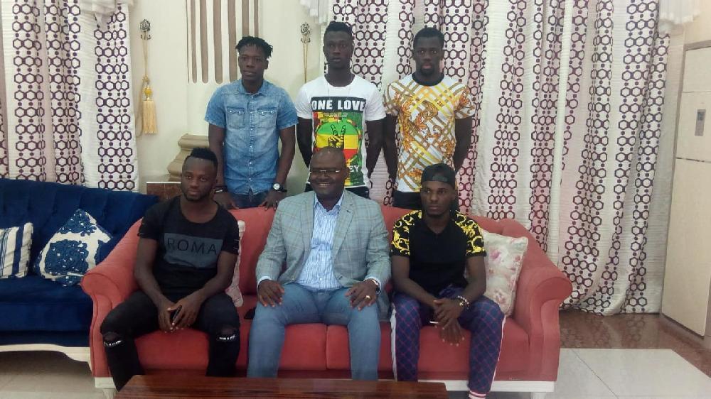 Transfert : le Hafia FC enregistre la signature de cinq joueurs étrangers