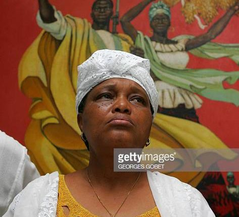 Affaire nouvelle constitution: Rabiatou Sera Diallo bientôt à la