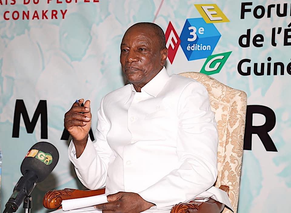 Affaire 3e mandat: le premier imam de Conakry n'est pas d'accord ( Cheick Yerim Sek)
