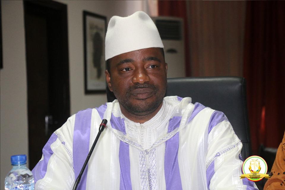 Nouvelle Charte Nationale des Petites et Moyennes Entreprises: le ministre Tibou Kamara en parle ( vidéo )