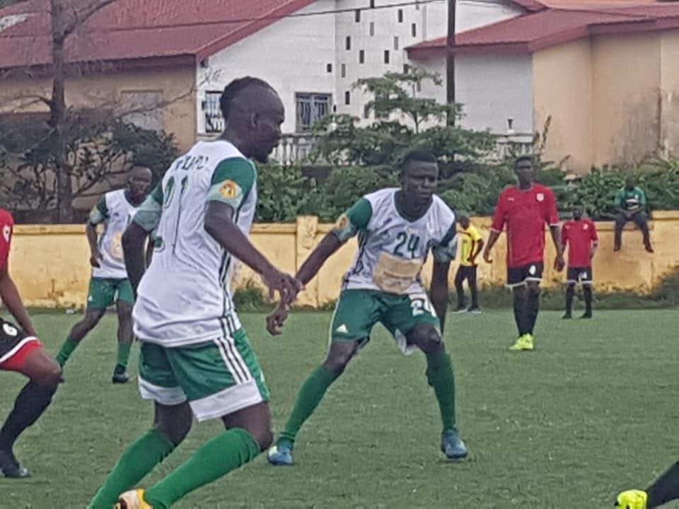 Amical: Le Hafia FC prend le dessus sur l'académie Sonny Sport