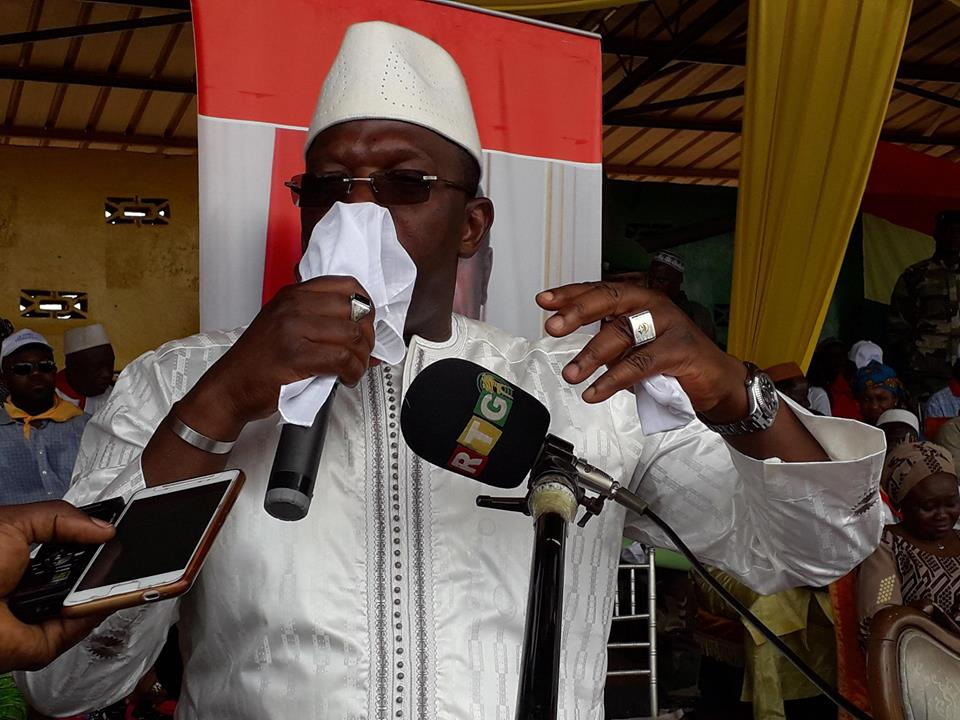 Le premier ministre, Kassory Fofana, annonce près de 6 milliards GNF d'investissements pour trois communes rurales de Forécariah