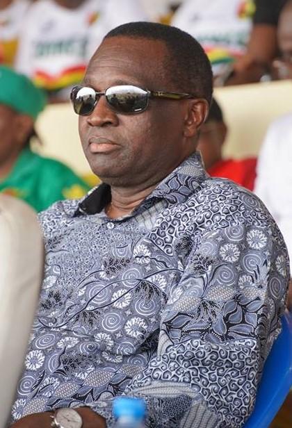 Antonio Souaré, envoyé spécial du président de la CAF à Bamako pour l'assemblée générale élective de la Fémafoot