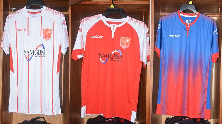 Le Horoya AC présente sa tenue officielle pour la nouvelle saison