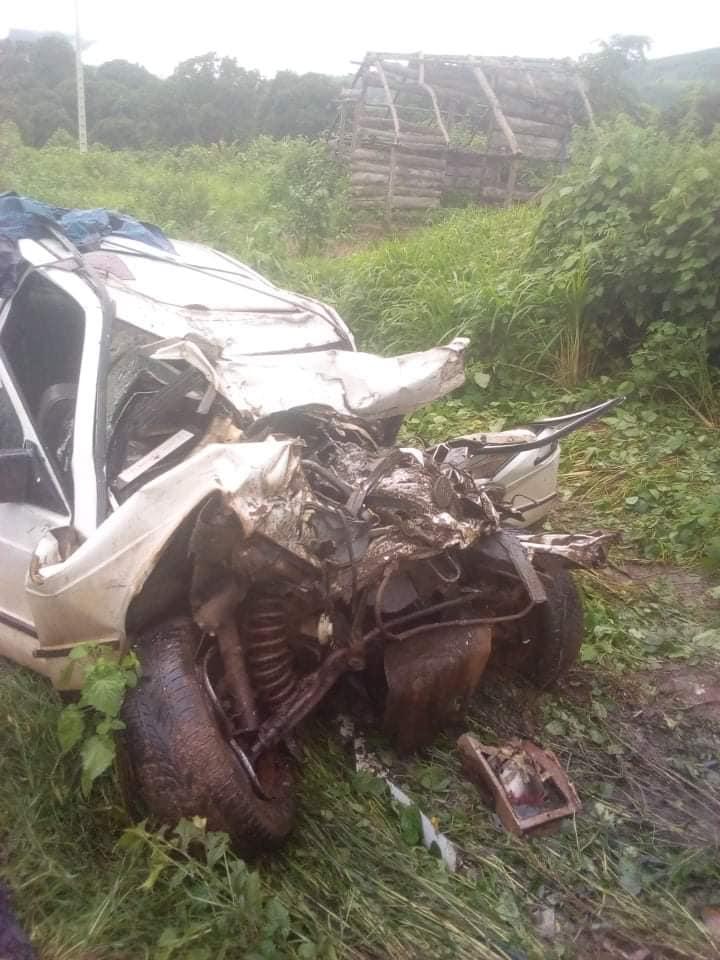Un accident de la route fait des morts entre Kindia et Mamou