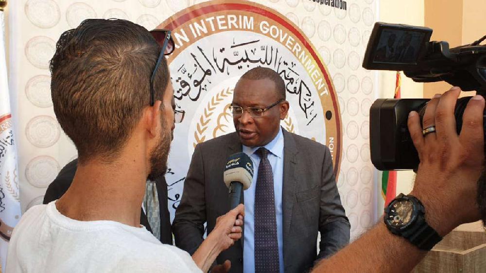 Le général Konaté en Libye: la lutte contre le terrorisme et la crise migratoire au menu