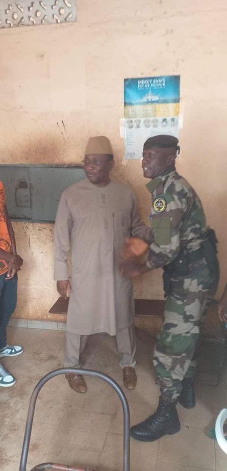 Sidya Touré empêché de voir Faya Millimono à la Sûreté de Conakry