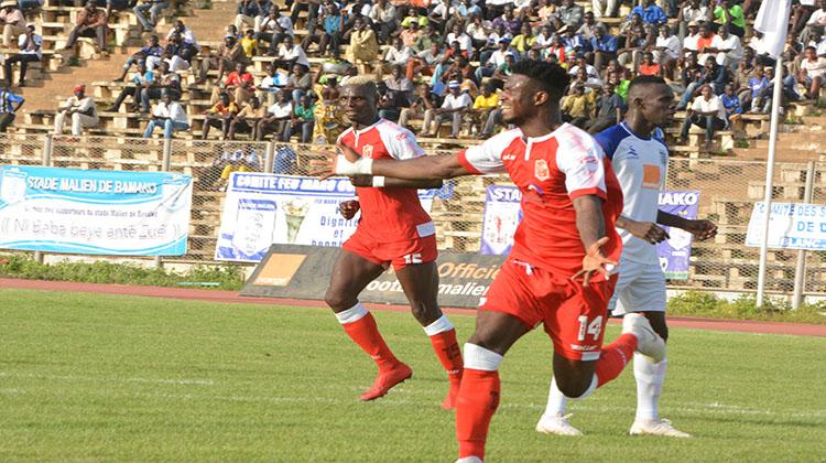 Total Ligue Africaine des Champions: un but et un nul pour le Horoya AC à Bamako