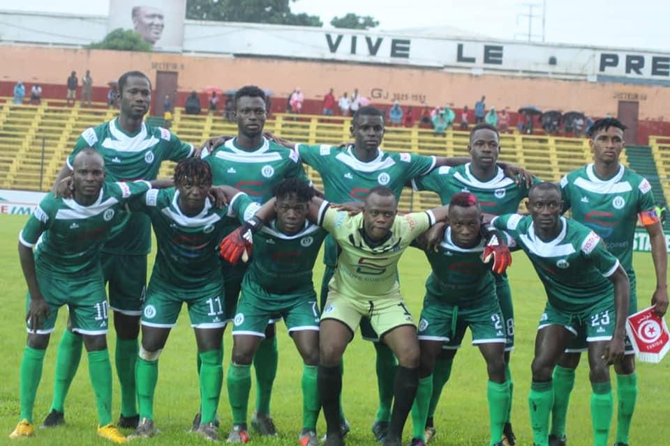 Total Ligue Africaine des Champions: le Hafia FC s'impose sur le fil