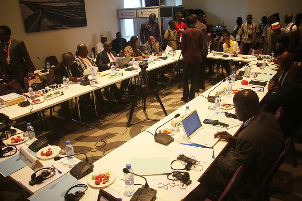 Conakry: c'est parti pour les réunions AMAO/ZMAO