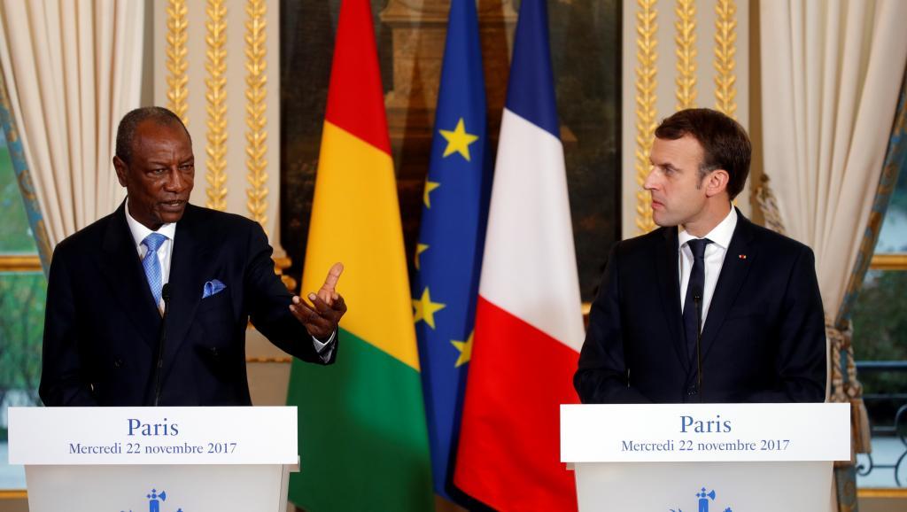 Tentative de tripatouillage constitutionnel : Macron dit non à Condé et Ouattara ?