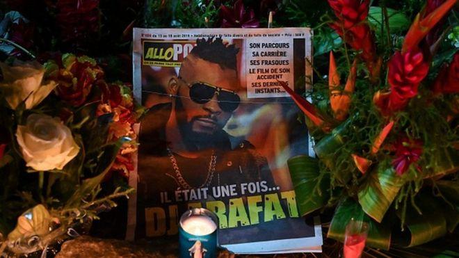 DJ Arafat exhumé