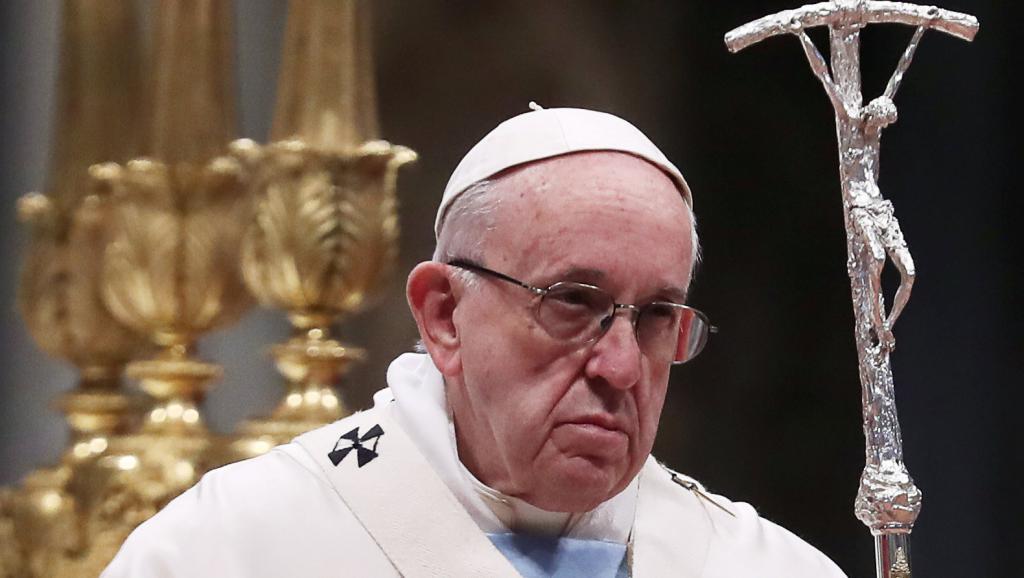 Le pape François bloqué dans un ascenseur