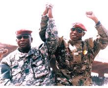 Pourquoi le torchon brûle, à nouveau, entre Dadis et Konaté ?