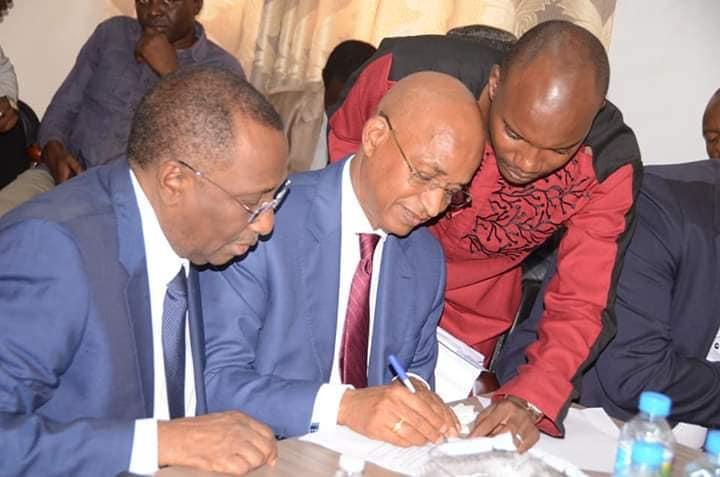La réponse cassante du FNDC au président Alpha Condé ( déclaration )