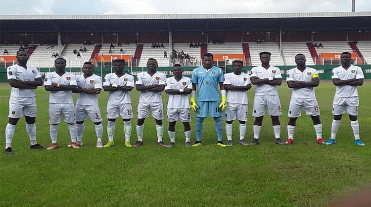 Elim Can U 23: le gardien du Horoya AC, Moussa Kéïta, héros des Guinéens à Abidjan
