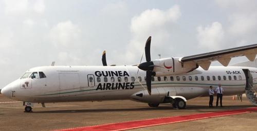 A quand un avion de Guinea Airlines dans les airs ?