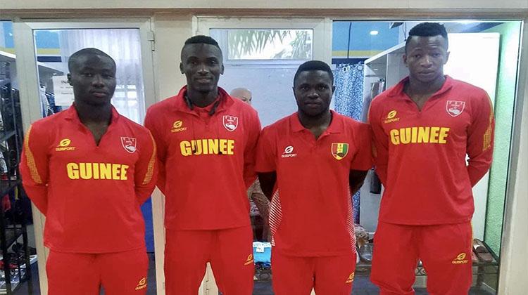 Quatre joueurs du Horoya AC sur la liste du Syli Local