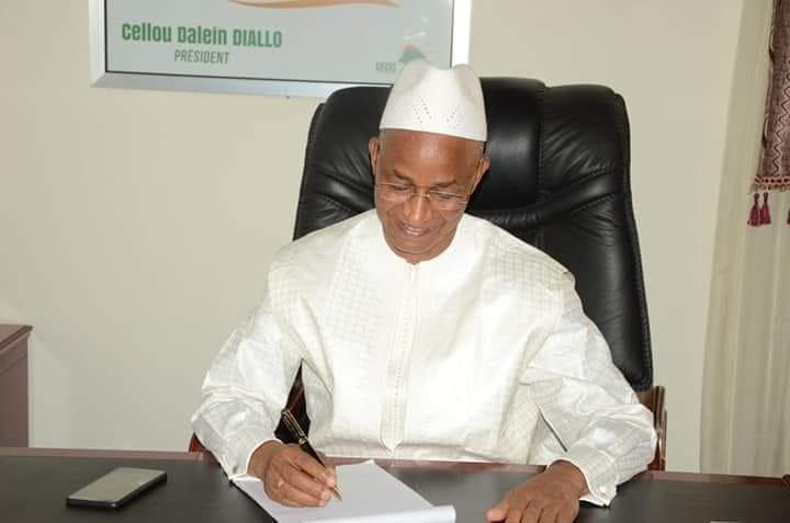 Cellou Dalein Diallo répond à Alpha Condé