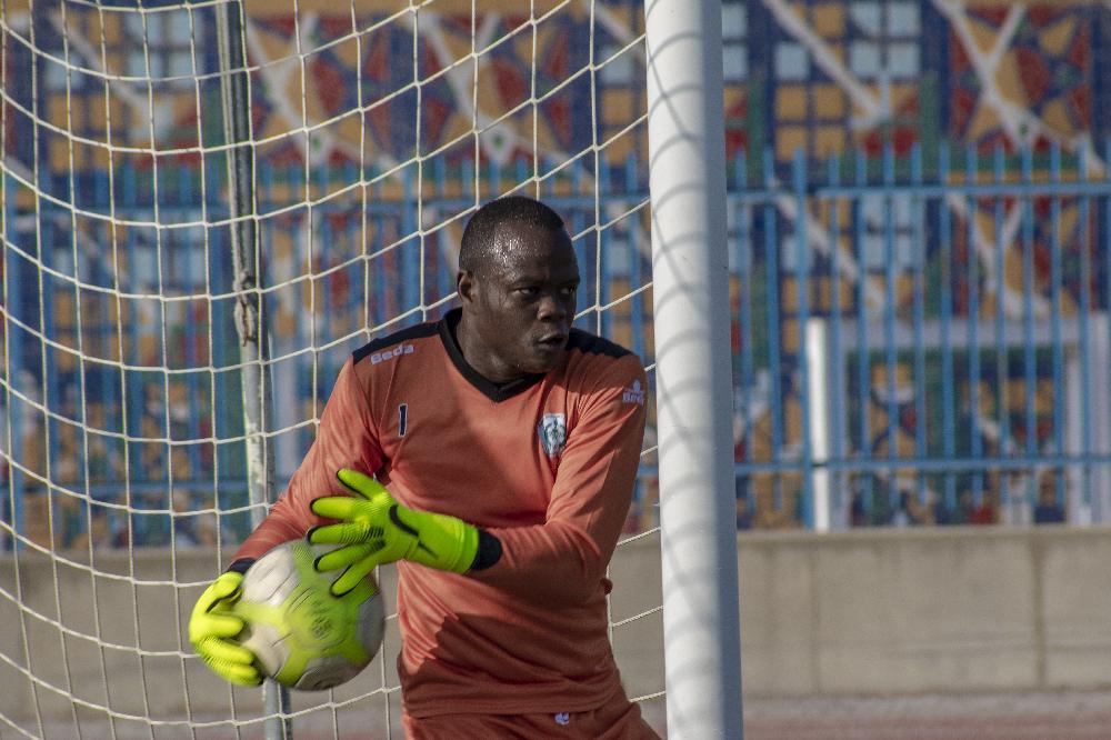 Journée FIFA : Elie Ouendeno, le gardien du Hafia FC, convoqué pour les deux matchs amicaux du Syli