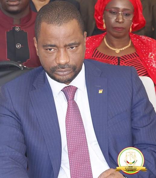 An 10 des massacres du 28 septembre: le ministre Tibou Kamara descend encore le leader de l'UFR, Sidya Touré