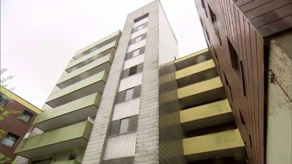 Le corps d'un Allemand retrouvé dans son appartement huit ans après son décès