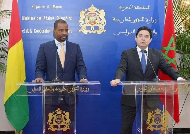 Diplomatie : le ministre d'État Tibou Kamara porteur d'un message du président Alpha Condé auprès du Roi Mohammed VI