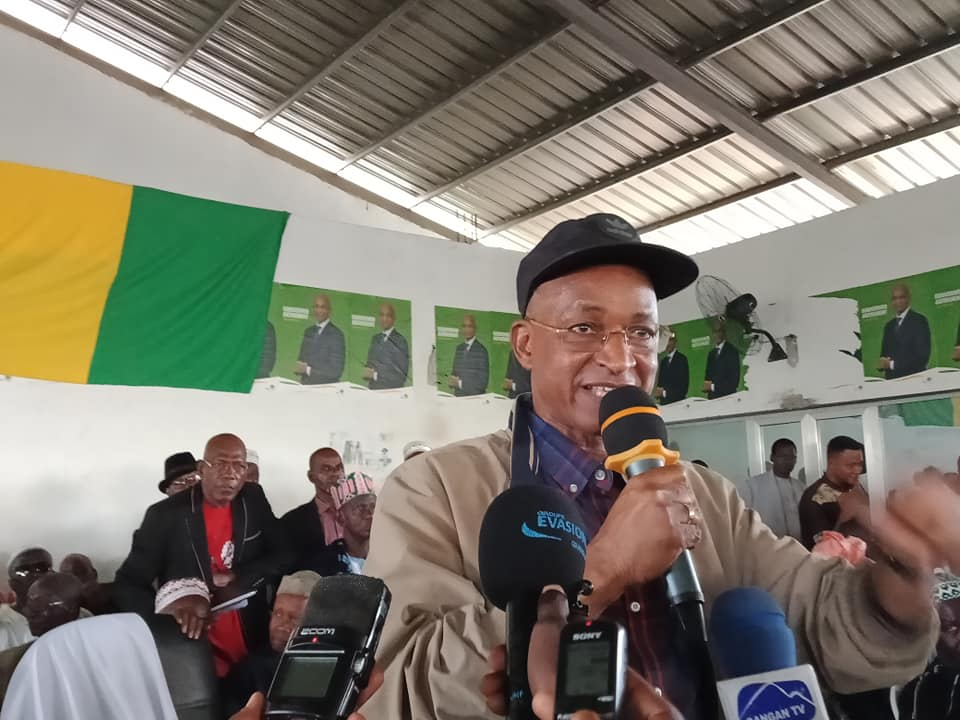 Cellou Dalein Diallo et Sidya Touré sont ils menacés de mort ?