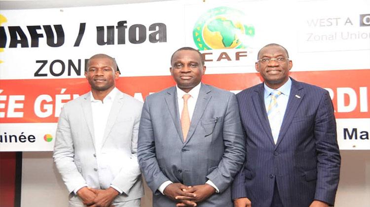 Mamadou Antonio Souaré, élu par acclamations aux commandes de l' UFOA