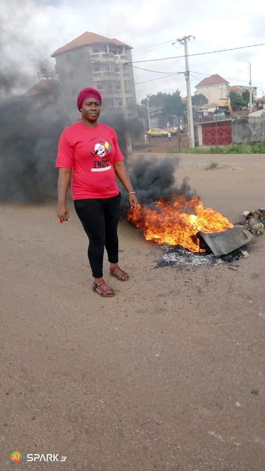 Manifestations à Conakry: deux morts et plusieurs blessés selon le gouvernement ( communiqué )