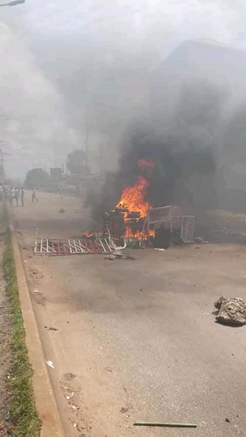 Crise socio- politique en Guinée : la cote d'alerte