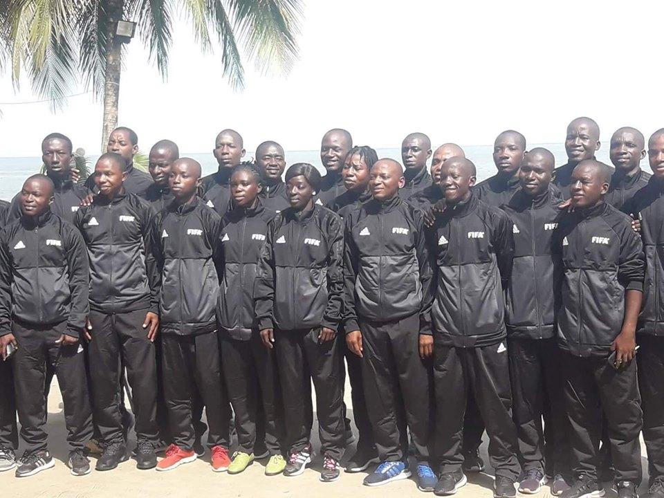 Une vingtaine d'arbitres guinéens à l'école des nouvelles modifications du jeu!