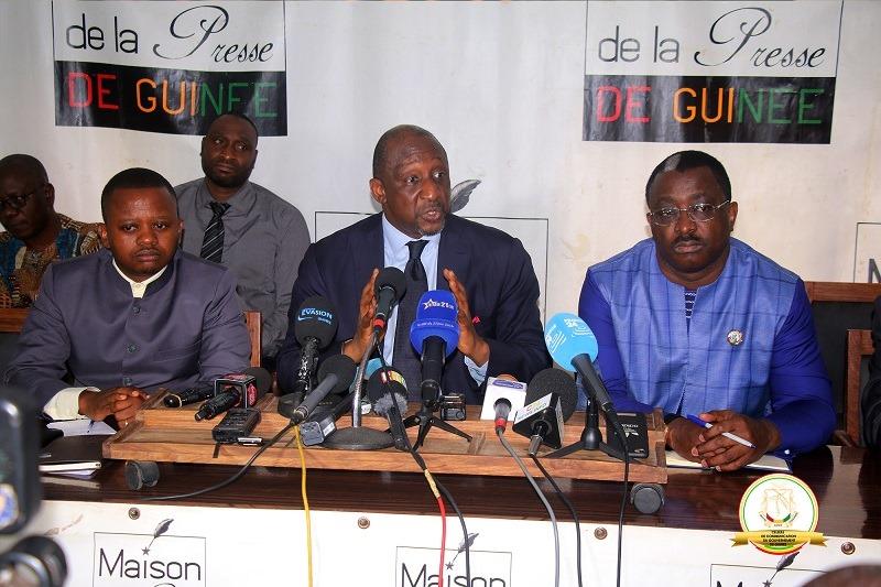 Pas de législatives en Guinée en décembre prochain