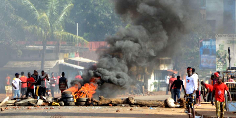 Manifestations en Guinée : attention aux images sorties de leur contexte