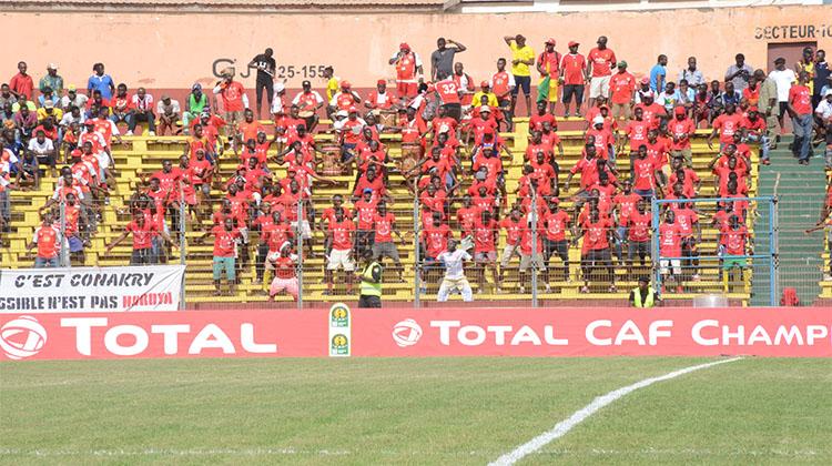 Horoya AC vs Bandari FC: la vente des tickets démarre ce jeudi