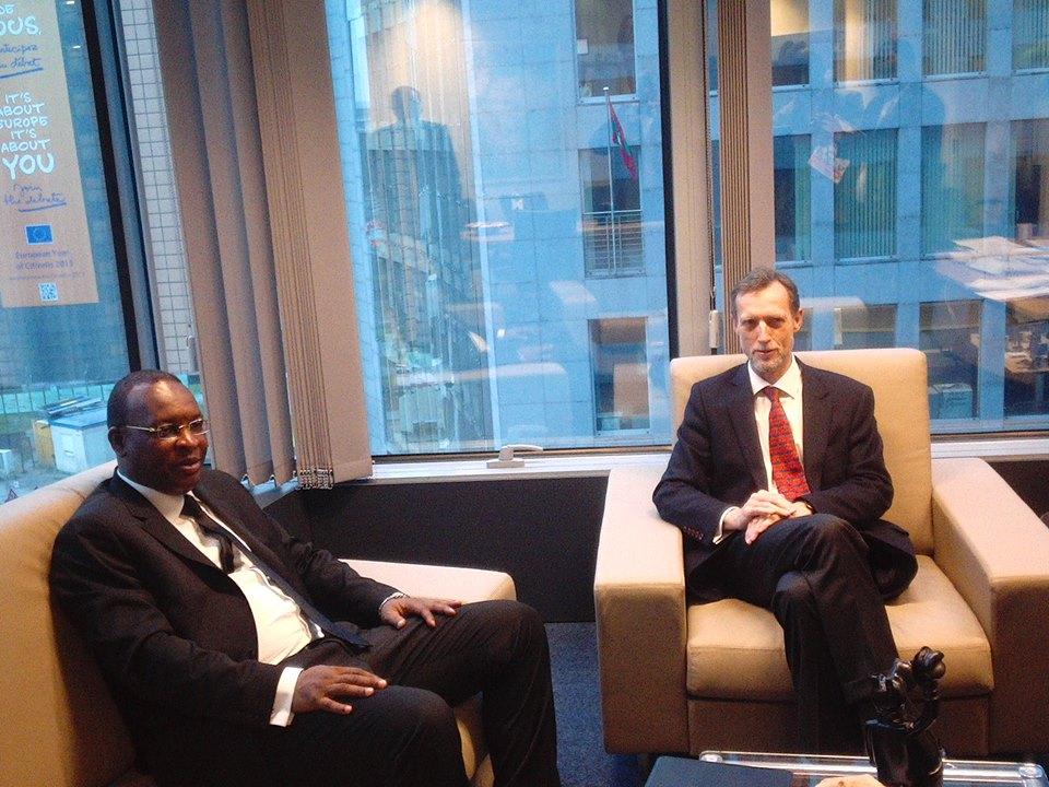 Crise politique en Guinée: pourquoi le général Konaté est il attendu à Bruxelles ?