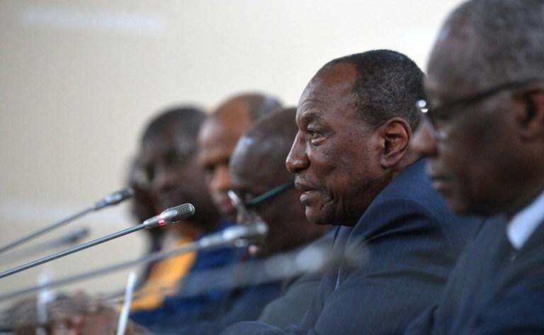 Sommet Russie- Afrique: discours intégral de Alpha Condé ( vidéo )
