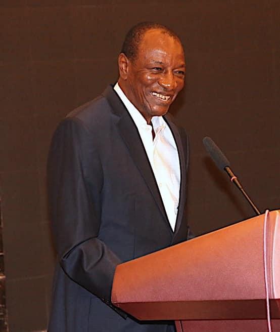 Le président Condé a-t-il fait une crise à Paris? Le démenti cinglant de l'ambassadeur Amara Camara