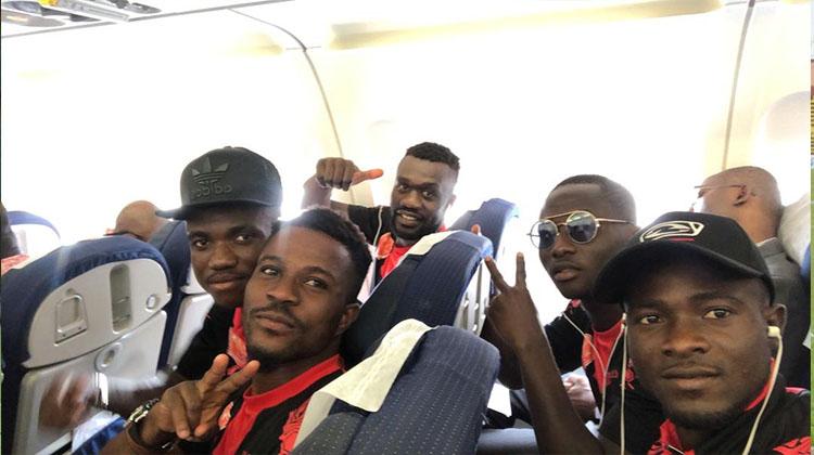Total Ligue Africaine des Champions: le Horoya AC a mis le cap sur Naïrobi