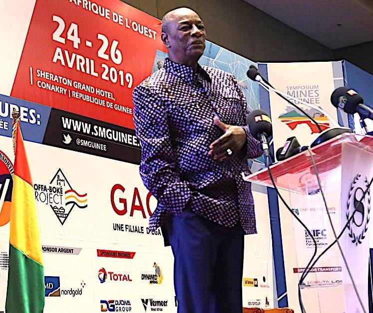 Affaire nouvelle constitution: Alpha Condé plus déterminé que jamais à donner à la Guinée une Loi Fondamentale
