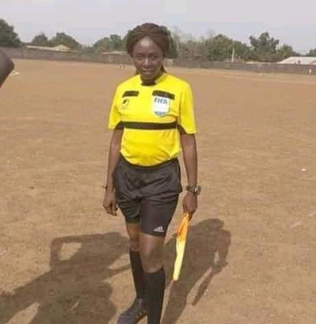 La famille footall guinéen en deuil: l'arbitre FIFA, Manty Kéïta n'est plus ( communiqué Feguifoot )