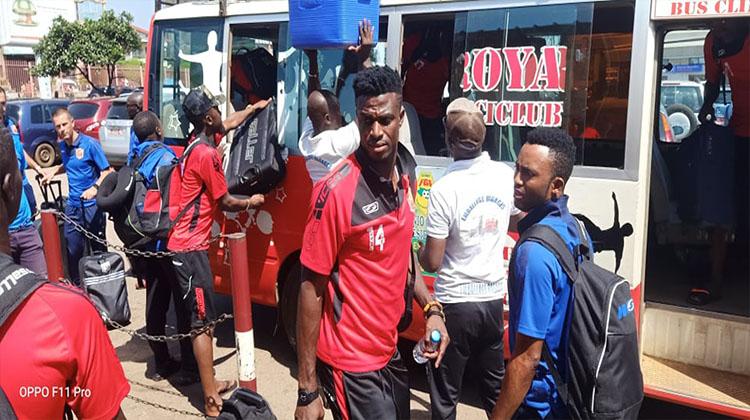 Coupe de la CAF: le Horoya AC met le cap sur l' Afrique du Sud