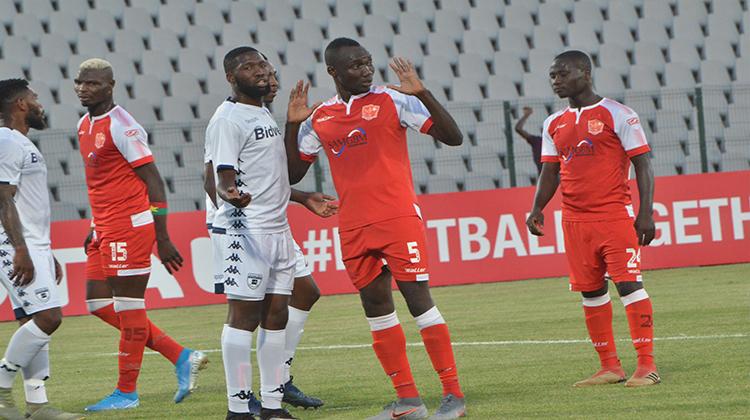 Coupe de la CAF: le Horoya AC arrache un nul encourageant en Afrique du Sud