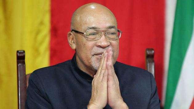 Suriname: le président condamné à 20 ans  de prison