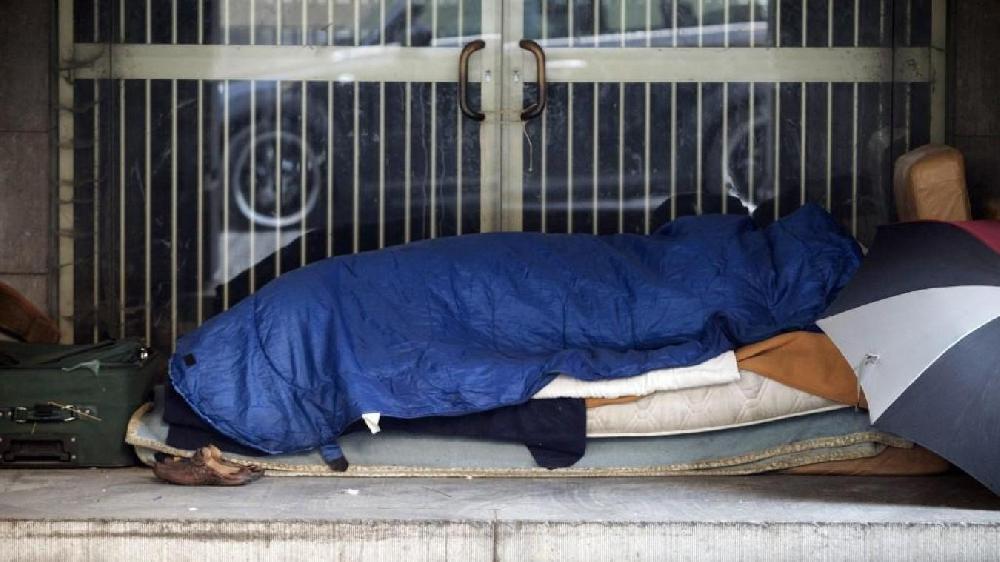 Belgique: un SDF réclame la prison au tribunal pour passer l'hiver au chaud